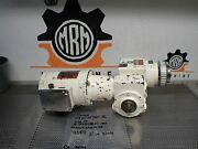 Camco Mshv55741-7c Mod. 09 1750rpm 501 And Model 400ra8h24-180 W/ 1/2hp Motor