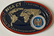 Vhtf Nsa Ct National Security Agency Office Counterterrorism Counter Terrorism