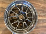 Forgeline Ga3r-6 Front Wheels For Viper Competition Coupe