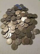 Carousel Token Lot Of 50 - Castle Amusement Park - Collector, For Jewelry. Etc.