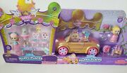 Shopkins Royal Trends Happy Places Royal Convertible And Sweet Celebration