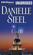 Until The End Of Time By Danielle Steel 2013, Cd Mp3, Unabridged Edition