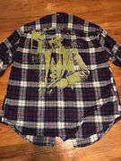 William Burroughs Shirt Rare Hard To Find Oop Out Of Print Vintage Kurt Cobain