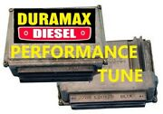 🔥 01-05 Duramax Lb7 Performance Tuning Service 6.6 V8 Pcm Single Tune Mail In