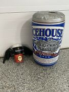 Vintage Beer Bar Inflatables Guinness Icehouse Beer Can Hangable Bar Decor
