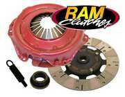 For Early Gm Cars Clutch 10.5in X 1-1/8in 10sp Ram98760