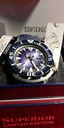 Seiko Monster Srp455j1 Limited Edition 1000pc - Jdm Version - Rare Watch