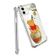 Designed For Iphone 11 Case 6.1 Inch 2019 Winnie The Pooh +