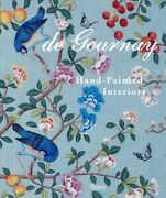 De Gournay Hand-painted Interiors Hardcover By Gurney Claud Cecil Like N...