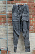 Rundholz Dip Pants Mohn Color Pants With Pockets And Mesh