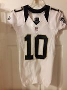 Brandin Cooks 2016 New Orleans Saints Game Issued Used Jersey Texans Unworn