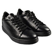 New Kiton Fw 19/20 Sneakers Shoes Leather And Crocodile Sz 9 Us 42 Eu 20ws2