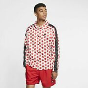 Nike Jdi Synthetic-fill Jacket Bv5539 657 Red Polka Dot Just Do It Msrp 135