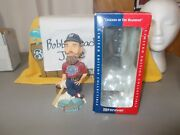 Nib 2002 All Star Beer Meister Brewers Bobblehead Foco With Suds