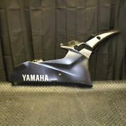 07 Yamaha Yzf R6 Right Lower Bottom Belly Side Fairing Cowl Bb129