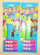 Pez Dispensers Trucks - New In Package - Lot Of 2