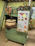 Rye 30e Rotary Wood Shaper With 28 Table