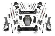 Rough Country 7in Gm Ntd Suspension Lift Kit 2020 2500hd