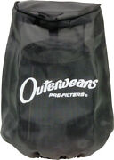 Outerwears Pre-filter For Toomey Kit - Black 20-1126-01
