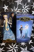 Disney Fairytale Collection Elsa And Hans Limited Edition Dolls Sold Out