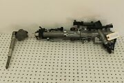 2004 - 2006 Bmw X3 3.0l I6 Awd Power Steering Column With Shaft U Joint Oem