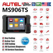 Autel Maxisys Ms906ts Obd2 Full System Scanner Tpms Programming Bidirectional