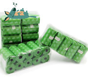 Wholesale Bulk Ecojeannie Dog Poopbags From Usa Avail 40 80 120 240 480 960 Pack