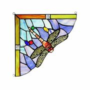 Capulina Hand-crafted Stained Glass, Stained Glass Window Panels, Ide...
