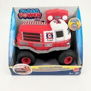 Plush Squeezable Power Fire Truck Rc Racer Spin Master 2.4 Ghz Ages 3+