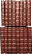Works Of Thomas De Quincey The English Opium Eater 16 Volumes Fine Half 1885