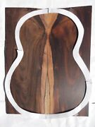 Brazilian Rosewood Guitar Set For Luthier- Old Growth Spyder Webbing And Fret