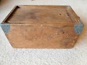 German Navy Kriegsmarine Wwi Wwii Enlisted Sailors Dittybox Sea Chest Rare 2