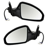 For 06-08 Fx35 Fx45 Mirror Power Folding W/memory And Rear View Monitor Pair Set