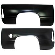 94-02 Ram Truck W/6and039 Bed Rear Fender Outer Quarter Panel Left And Right Set Pair