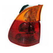 For 04-06 Bmw X5 Outer Taillight Taillamp Rear Brake Light Stop Lamp Driver Side