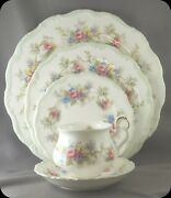 Royal Albert Colleen 5 Piece Place Setting 2 Sets Avail