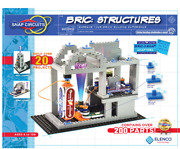 Snap Circuits Scbric1 Electronic Brick Building Structures - Ages 8+ -authorize