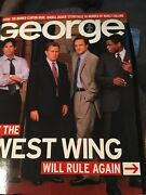George Jfk Jr The West Wing Will Rule Again November 2000-like New Collectible