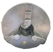 9andrdquo D1-6 Camlock 3 Jaw Metal Lathe Chuck Chin Yu 4 Southbend Clausing Jet Etc