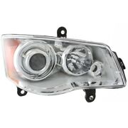 Hid Headlight Lamp Right Hand Side For Town And Country Hid/xenon Passenger Rh