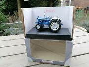 Ford England 5000 Tractor 1964 Blue Grey Universal Hobbies 132 Uh2808 M Boxed