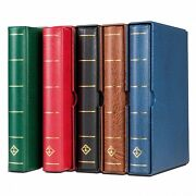 3 Vario Currency Binder W/ Slipcase Lighthouse +150 2c Clear Pages For Jaredc