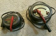 Lot 2 American Flyer Transformers No. 6 And Model 9 75w Ac Power Speed Controller