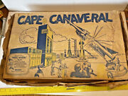 Vintage Marx Cape Canaveral Playset Box Only