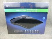 Cisco Linksys E1200 300 Mbps 4-port 10/100 Wireless N Router New