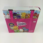 Shopkins Real Littles Collectors Case W Exclusive Strawberry Pop-tart Brand New