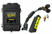 Haltech Elite 1000 Ecu Ems With Pnp Adaptor Harness For Eclipse 1g Turbo 4g63t