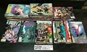 182 Issues Of Birds Of Prey From 1999 2010 And 2011 Series Dc Comics Fn-nm Quinn