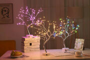 Battery Powered Led Christmas Tree Light Copper Wire Home Party Decoration Lamp