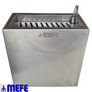 Knife Steriliser - Automatic - Wall Mounted Stainless Steel Cat 68 20n
